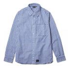 430  FTY-15-005 L/S OX CHECK SHIRTS