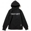 60%OFF 430 COLLEGE LOGO P/O PARKA